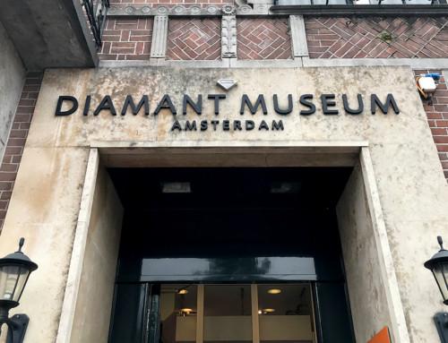【常設展示】Amsterdam Diamond Museum(アムステルダムダイヤモンド博物館)